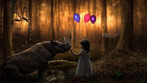 The tenderness of a moment by genivaldosouza