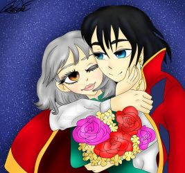 Howl And Sophie by Pioko6642