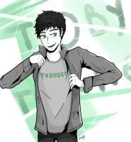 Tobuscus ~ Bless your face, audience ! by Reikiwie