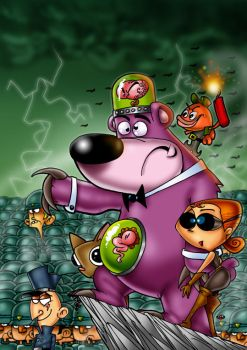 EVIL CON CARNE by themico