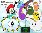 Adeline Joins the Cloud Riders Club by Rotommowtom