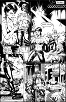 Life-Time #1 Pg 20 by Alf-Alpha