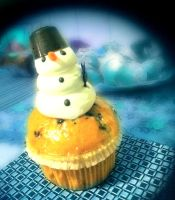 snow... cake by Question26