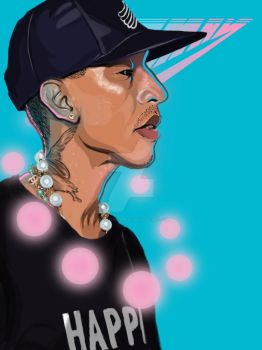 Pharell by P-May-The-Great