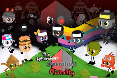 The Spherebees: Operation Mortality (Poster) by Carol2015