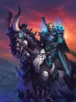 Hearthstone - King Thoras Trollbane by namesjames