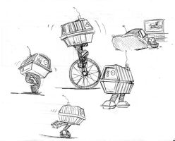 The Adventures of Gonk the Power Droid 01 by Gorpo