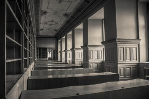 Museum In Silence III by Sudlice