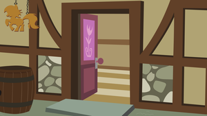 Noteworthy's Doorstep by CloudyGlow