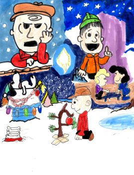 A Charlie Brown Christmas by SonicClone