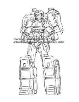 CP's peacekeeper botmode by mannlich-violet