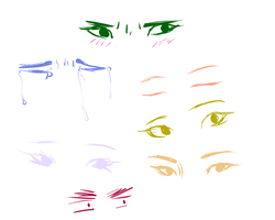 Eye Practices #1 (For My Use Only) by Jakotaha