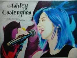 Ashley Gosiengfiao (2015) by nielopena