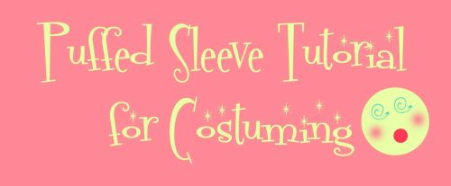 Puffed Sleeve Alteration Tutorial by Yukizeal