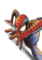 does whatever as spider can by OldManLefty