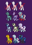 MLP Open Adopts by SpaazleDazzle