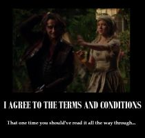 Rumpel's Terms and Conditions by mini-and-rina