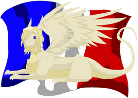 France Dragon by Icy-Marth