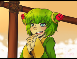 Cosmo Redraw by light--gaia