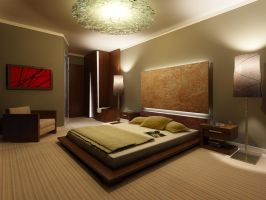 hotel competition 1-room by lenienn