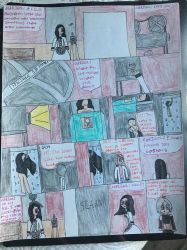 Ch.1 pg.5 The unexpected film of Marisol past by SadnessFemBoy2016