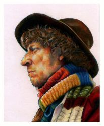 4th Doctor by EatToast