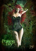 Poison Ivy by MLauviah