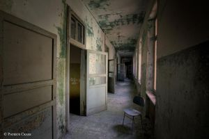 Old Psychiatrie by VonWegen77