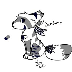 Benjamin by Wibby-Wolf