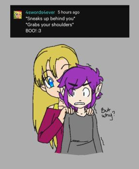 Free ask 1 by Deviant-Shadow-Link