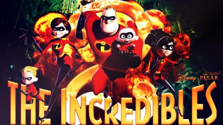 The Incredibles 2 - Disney Pixar by Dreamvisions86