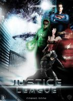 Justice League - Cooming Soon by Alex4everdn
