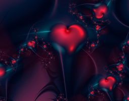 Sharpened Love by dabluetouch