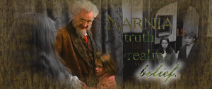 Lucy and the Professor - truth. reality. belief. by xXLionqueenXx