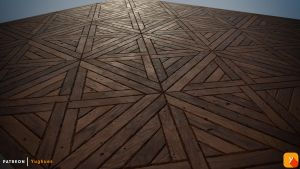 [$1] Yughues 4K Wood Flooring Texture by Yughues