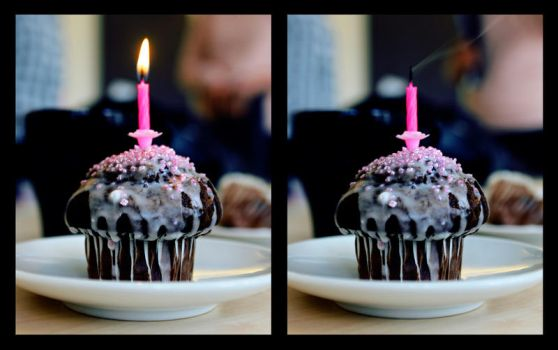 One year older by Ana-Sixten