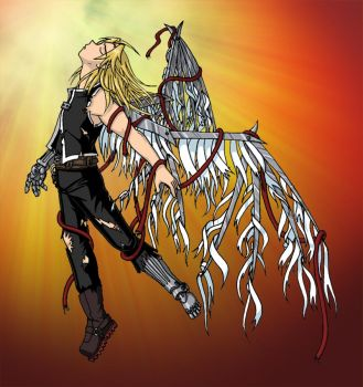 FMA:  Icarus Wings by mystryl-shada