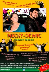 Poster - Necky-Demic: Parody Terror by RBIII-Ricster