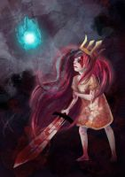 Child of Light by AwyrGreen