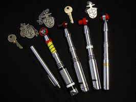 Classic Series Sonic Screwdriver Collection by Police-Box-Traveler