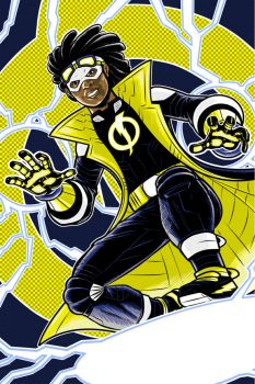 Static Shock Prestige Series by Thuddleston