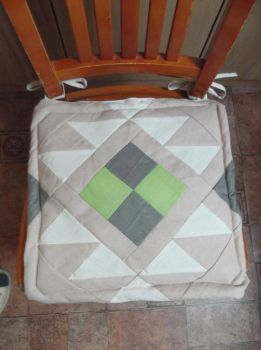 Chair cushion A side by pakstadi
