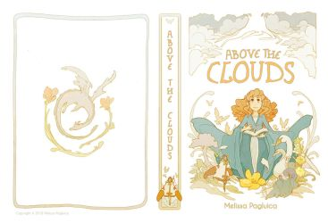 Above the Clouds - cover illustration by DarkSunRose