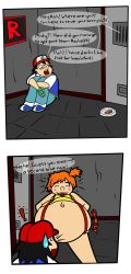 Misty Used Digestion! It's Super Effective! by sibon13