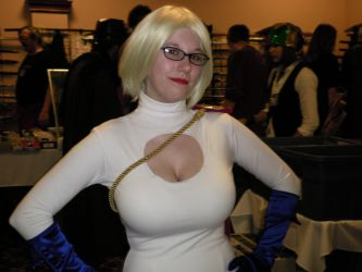 Power Girl Cosplayer Photo 3 by hunterfan