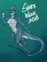 SharkWeek2018 by Sinister-Toaster