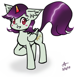 Horsified Game Goddess by HowlsInTheDistance