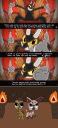 LPS Pets Joining the Devil by AridiaPizarro