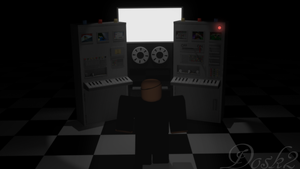 Control Room by Mrbacon360