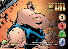 The Blob (Fred Dukes) Character by overpower-3rd